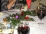 Weihnachtsessen 2007